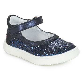 Shoes Girl Flat shoes GBB SAKURA Blue / Marine