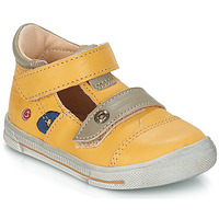 Shoes Girl Flat shoes GBB STEVE Yellow