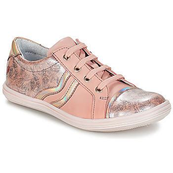 Shoes Girl Low top trainers GBB SHARON Pink