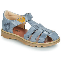 Shoes Boy Sandals GBB PATERNE Vte / Jeans