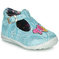 Shoes Girl Flat shoes Catimini SOLEIL Blue