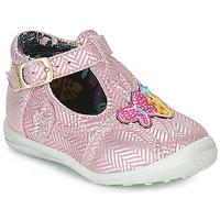Shoes Girl Flat shoes Catimini SOLEIL Pink
