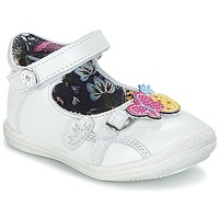 Shoes Girl Flat shoes Catimini SITELLE White