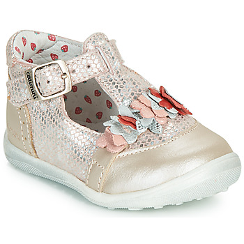 Shoes Girl Flat shoes Catimini SALICORNE Pink