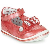 Shoes Girl Flat shoes Catimini SANTOLINE Red