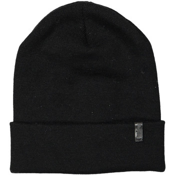 Clothes accessories Men Hats / Beanies / Bobble hats Wrangler Basic Beanie - Black Black