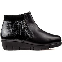 Shoes Women Ankle boots Dtorres ES  THAIS BLACK