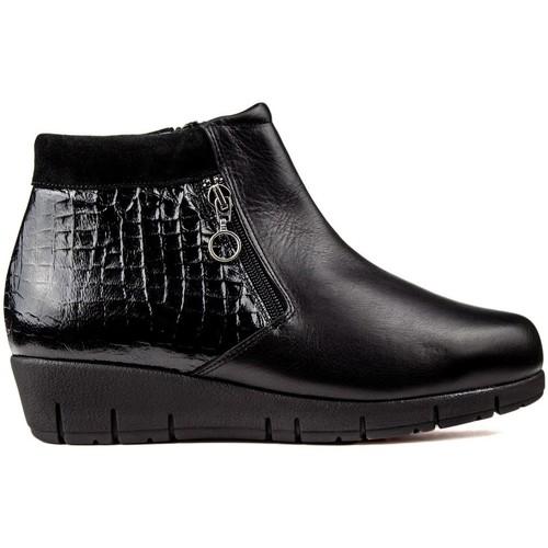 Shoes Women Ankle boots Dtorres ES  THAIS BLACK