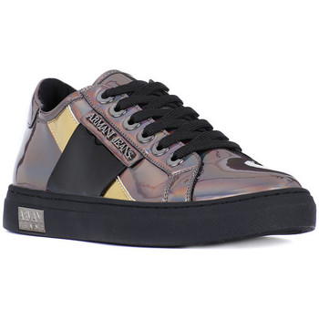 Shoes Women Low top trainers Armani jeans SNEAKER Multicolore