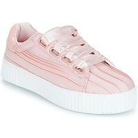 Shoes Women Low top trainers Vero Moda MANE SNEAKER Pink