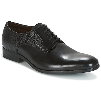 Shoes Men Derby Shoes Clarks GILMORE LACE  black / Leather
