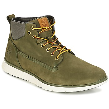 Shoes Men Mid boots Timberland KILLINGTON CHUKKA Green