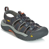 Shoes Men Outdoor sandals Keen NEWPORT H2 Grey