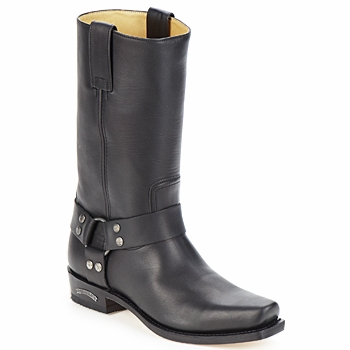Shoes Men High boots Sendra boots EDDY Black