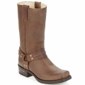 Shoes Men High boots Sendra boots EDDY Brown