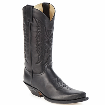 Shoes High boots Sendra boots FLOYD Black