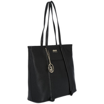 Bags Women Shopping Bags / Baskets Armani jeans 020 SHOPPING BAG Nero