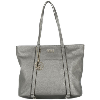 Bags Women Shopping Bags / Baskets Armani jeans 417 SHOPPING BAG Marrone