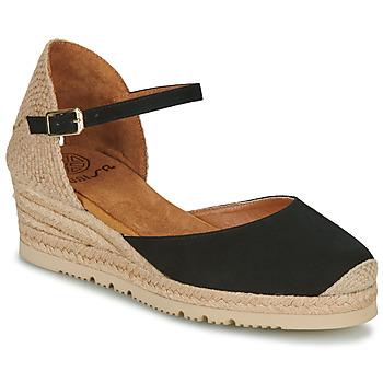Shoes Women Sandals Unisa CISCA Black
