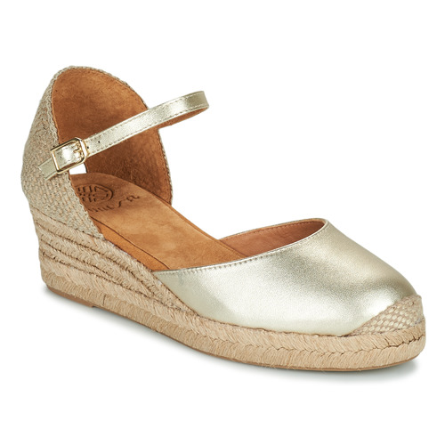 Shoes Women Sandals Unisa CISCA Gold