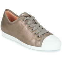 Shoes Women Low top trainers Unisa FALIN Taupe