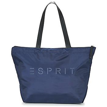 Bags Women Shoulder bags Esprit CLEO SHOPPER Marine