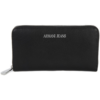 Bags Women Bag Armani jeans 020 WALLET Nero