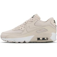 Shoes Women Low top trainers Nike Air Max 90 Mesh 833418 108 Beige