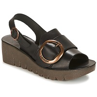 Shoes Women Sandals Fly London YIDI  black