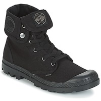 Shoes Men Mid boots Palladium BAGGY Black