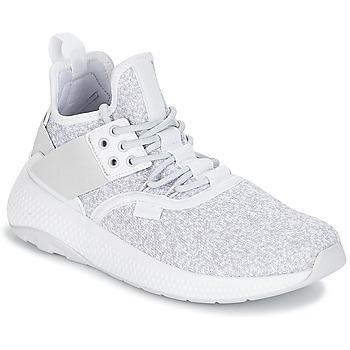 Shoes Women Low top trainers Palladium AX_EON LACE K White / Grey