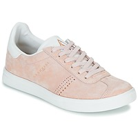 Shoes Women Low top trainers Skechers MODA Pink
