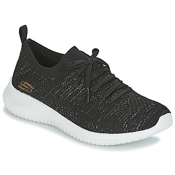 Shoes Women Low top trainers Skechers ULTRA FLEX Black
