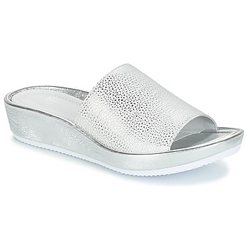 Shoes Women Mules Ara TIVOLI Silver