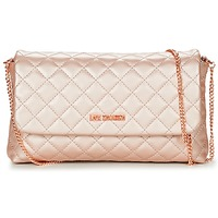 Bags Women Shoulder bags Love Moschino JC4098PP15 Pink / Gold