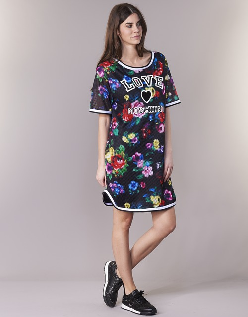 Multicoloured Moschino Love Black Moschino Love W5A0302 xX4xwg