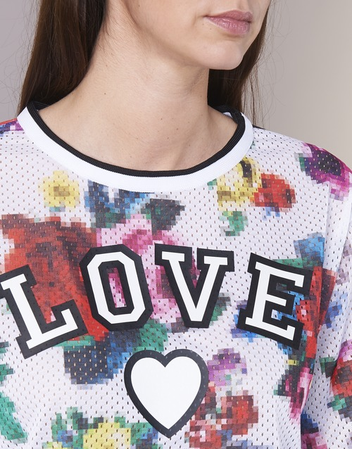 Love Love Moschino Moschino Multicoloured W4g2801 White White W4g2801 qPFwvZxvt