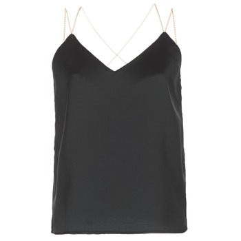 Clothing Women Tops / Blouses See U Soon 8111095 Black