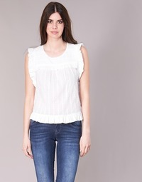 Clothing Women Tops / Blouses See U Soon 8111036 White