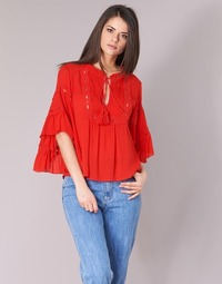 Clothing Women Tops / Blouses See U Soon 8112057 Red