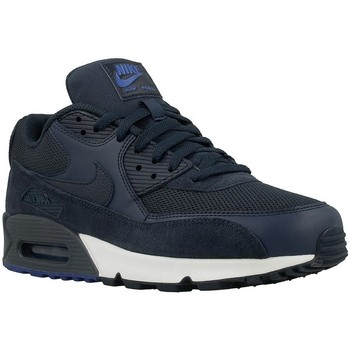 Shoes Men Low top trainers Nike Air Max 90 Essentia Navy blue