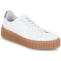 Shoes Women Low top trainers Le Temps des Cerises TALYS White