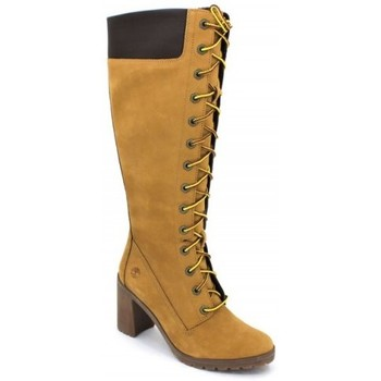 Shoes Women High boots Timberland Allington 14IN A1KBT brown