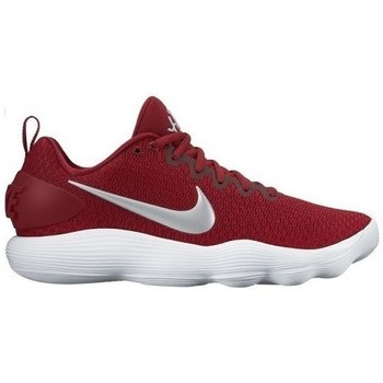 Shoes Men Low top trainers Nike Hyperdunk 2017 Low TB Burgundy-White