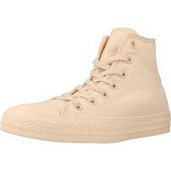 Shoes Women Hi top trainers Converse CTAS HI ORANGE Orange