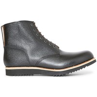 Shoes Men Mid boots Grenson Dawson Boot Black Black