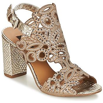 Shoes Women Sandals Mimmu 567J1A Gold