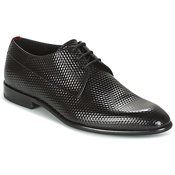 Shoes Men Derby Shoes HUGO-Hugo Boss DRESS APPEAL DERBIE Black