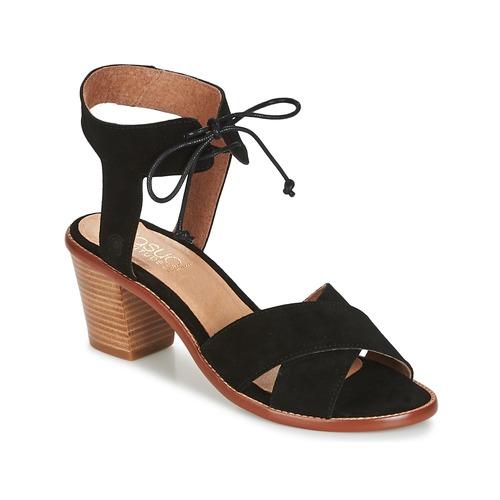Shoes Women Sandals Casual Attitude ITELO Black