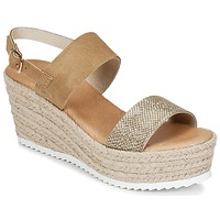 Shoes Women Sandals Casual Attitude INUIL Gold / Brown